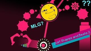 Gambar cover Seven Nation Army Remix - Just Shapes & Beats (MLG/Memes) [Animation]