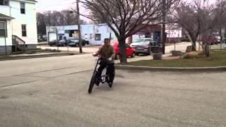 My Nirve Switchblade Bike