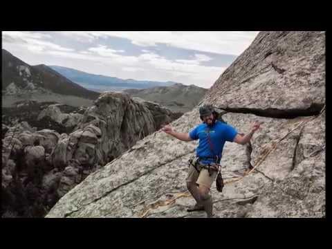Idaho State University Beginning Climbing Workshop