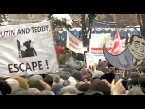 CNN: Russian protests echo Soviet fall