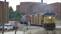 CSX Trains Augusta To Evans Ga.
