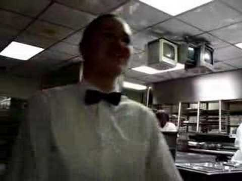 Behind the scenes at Bern's Steakhouse in Tampa, Florida