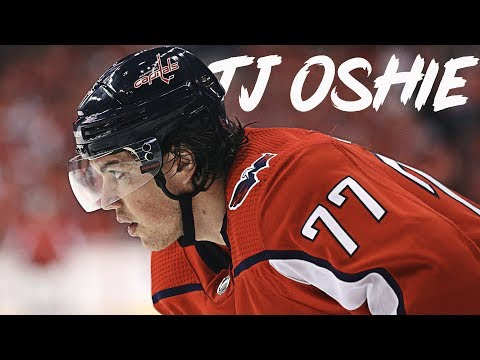 quality design ba698 07ec9 What gear does TJ Oshie use? - YouTube