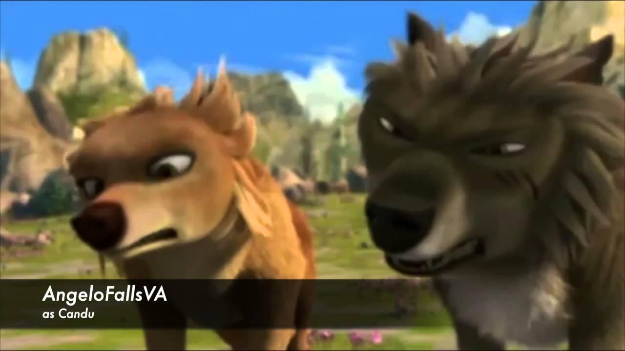 Alpha And Omega Scar