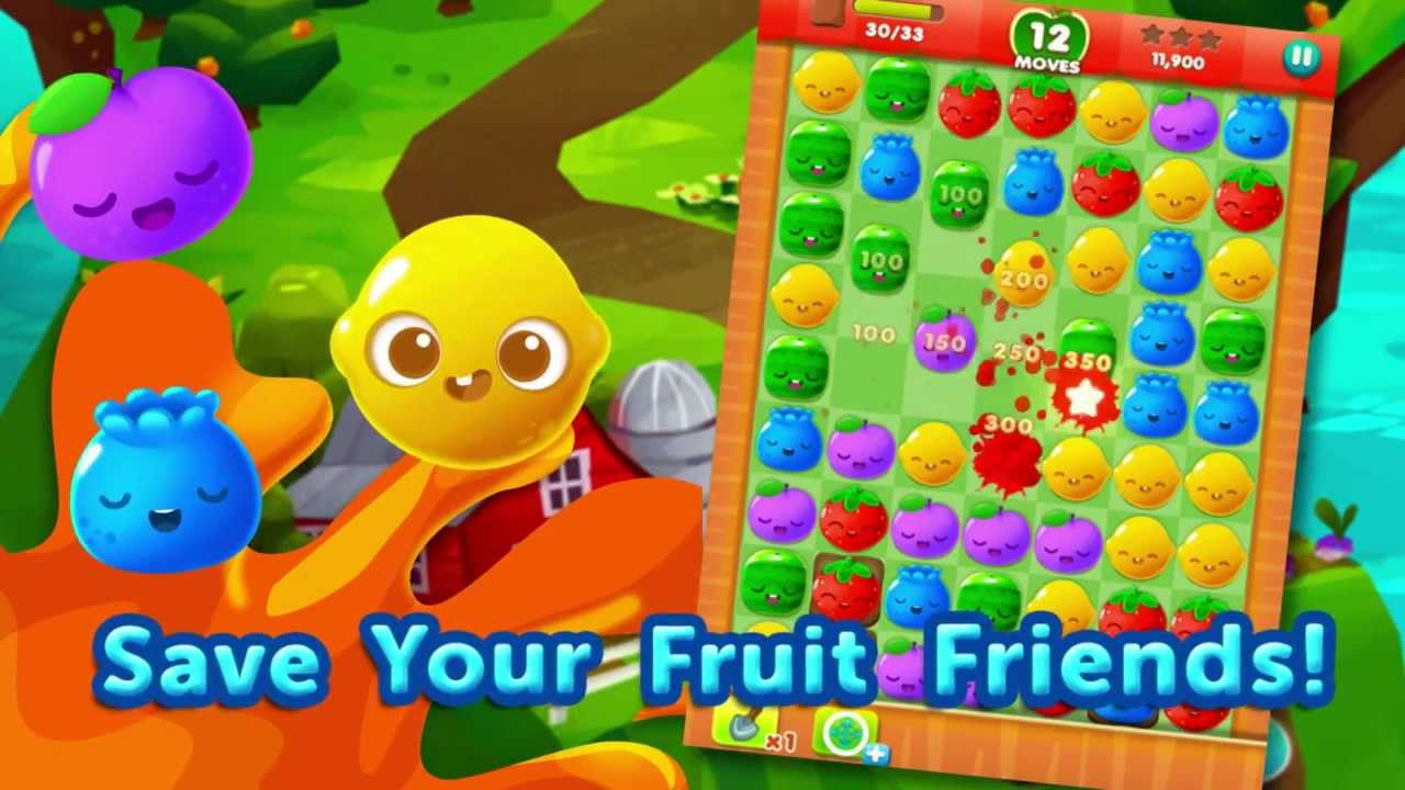 Fruit Splash Mania