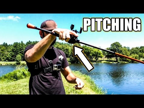 Bank Fishing For BEGINNERS: How To Pitch/Flip (2018)