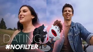 Tandem Bike Riding Date With Hand Puppets in Tow | Dating #NoFilter | E!