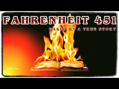 Fahrenheit 451 | Based on a True Story | Book Burning & Rewriting History ▶️️