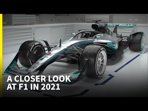 The verdict on F1's 2021 concepts