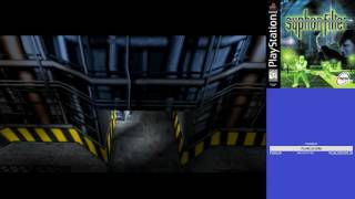 Syphon Filter - Syphon Filter (PS1 / PlayStation) End stage and boss - User video