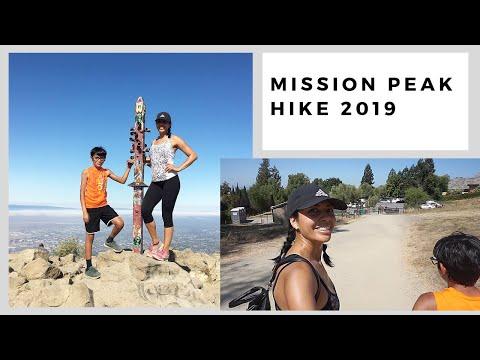 MISSION PEAK HIKE    VLOG//2019    FREMONT CALIFORNIA