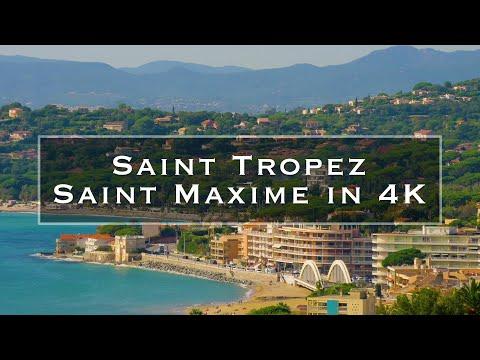 Saint Tropez & Saint Maxime in 4K