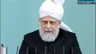 English khutbah 13th May 2011   clip2