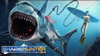 SHARK HUNTER 2017 : FISHING Android Gameplay ᴴᴰ