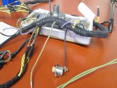 ba falcon premium sound wiring diagram 2005 honda civic fuse 1940 ford harness youtube