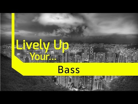 Lively Up Your... Bass (Ableton Live 9 Tutorial)