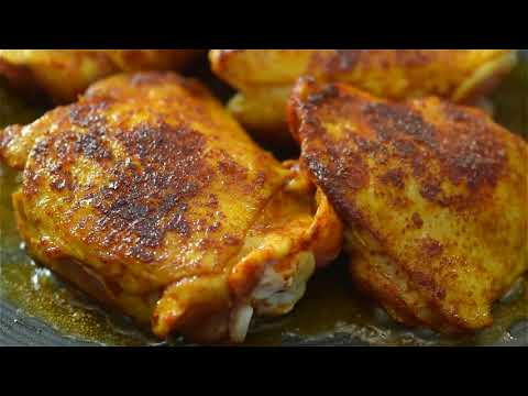 Chicken And Yellow Rice