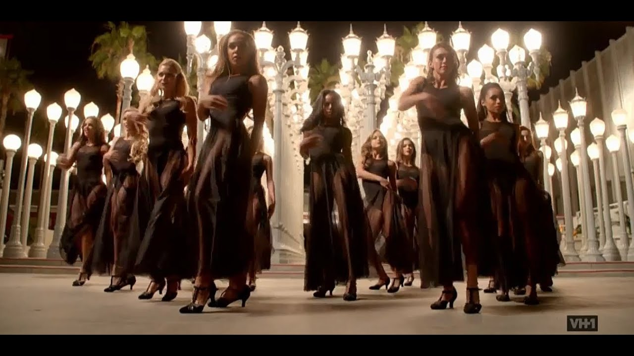 Song black dress hit the floor