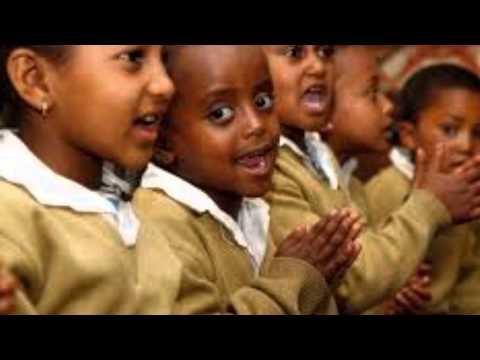 ጸሃዬ ደመቀች / Tsehaye Demekech Childhood song