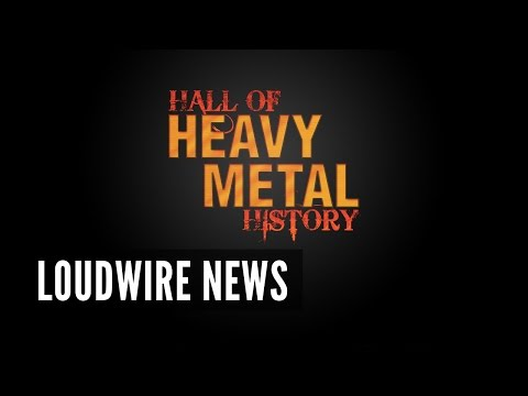 Hall of Heavy Metal History Inducts Metal Legends Lemmy, Dio + More