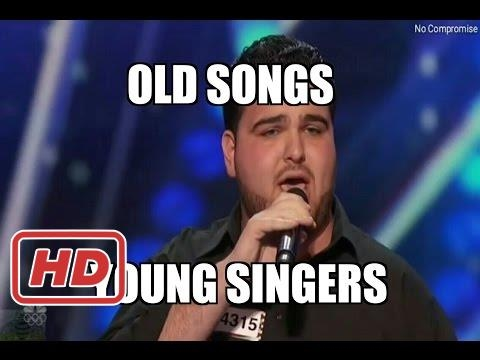 (G)Old Songs Sung By Young People - Amazing auditions