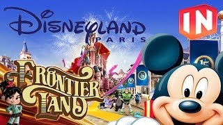 Disney Infinity: Toy Boxes - Frontierland DLP