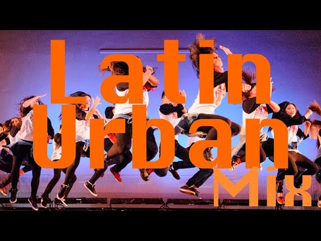 Latin Mix for Choreography   Hannah Rue