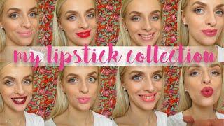 My Lipstick Collection | Mandaryna