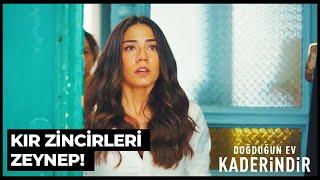 Zeynep Evin KAPISINI KIRDI! | Doğduğun Ev Kaderindir 17. Bölüm