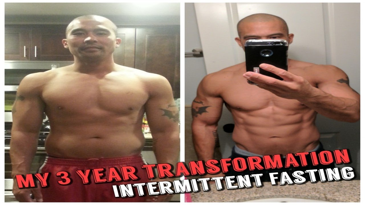 3 Year Body Transformation - Kinobody Review Warrior Shredding ...