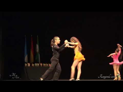 Fuengirola Baile ESCENARIO Salsa 12 a 18 D 7, 8 y 9