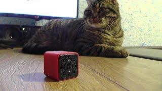 SQ23  Мини камера с wi fi и ночной сьемкой . Обзор