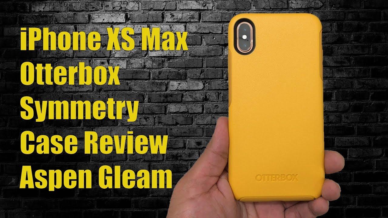 pretty nice 833cd fdad3 iPhone Xs Max OtterBox Symmetry Case in funky Aspen Gleam : iPhoneXsMax