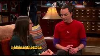 S07E04 TBBT - Amy ruins Indiana Jones for Sheldon