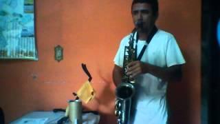 Perto Quero Estar (Te Louvarei) - Sax Alto por Lucas de Araújo Gomes