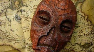 TES 5 Skyrim (маски драконьих жрецов)