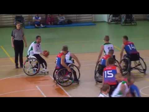 Puchar Polski w Koszykówce na Wózkach – Kielce 2017