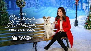 Full Special - 2019 Christmas: A First Look Preview Special   Hallmark Channel