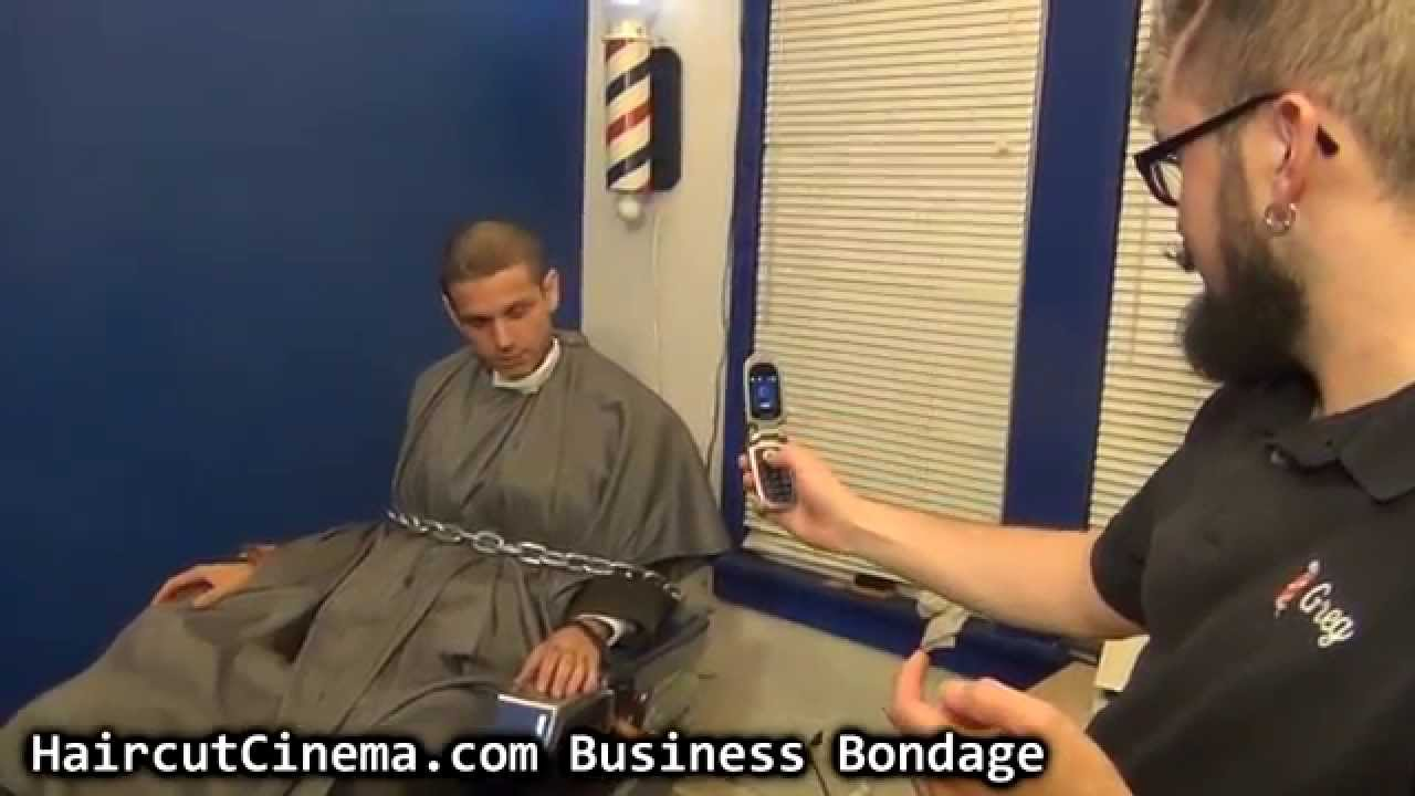 "Download HaircutCinema.com ""Business Bondage"" Preview"