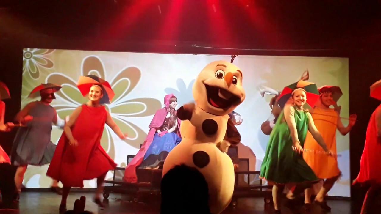 Frozen, una aventura congelada, en el Teatro - Verano ...