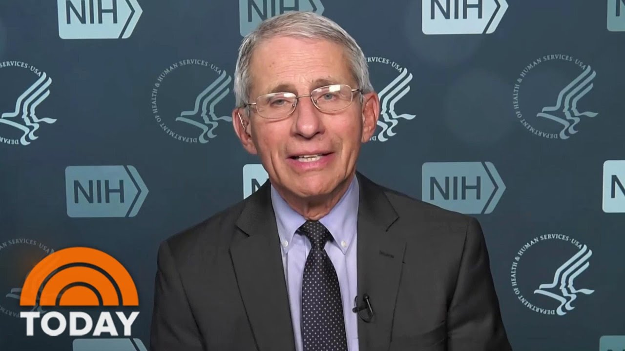 'Where's Fauci?' America panics as doctor absent again from White ...