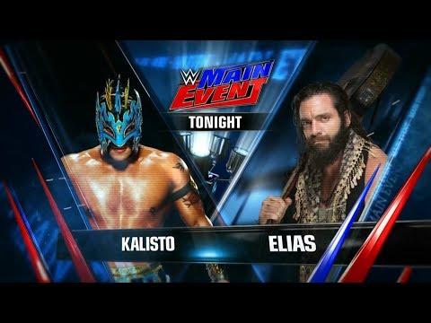 WWE Main Event [Sep. 08, 2017]  ...