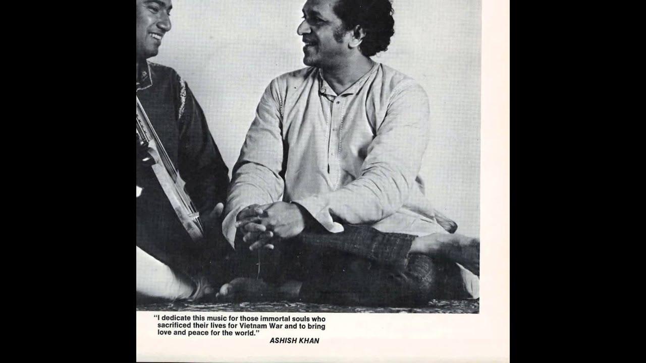 bagavad gita song of god music by ashish khan naration by pandit music by ashish khan naration by pandit ravi shankar