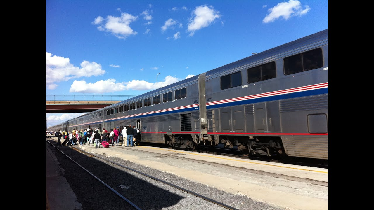Amtraks Southwest Chief lives to ride the rails another