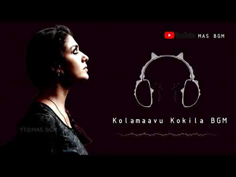 Kolamaavu Kokila BGM | CoCo | Download Audio With Video👇| Tamil Whatsapp Status | Mas BGM