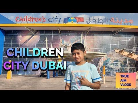 CHILDREN CITY DUBAI