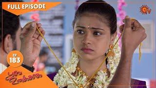 Poove Unakkaga - Ep 183 | 10 March 2021 | Sun TV Serial | Tamil Serial