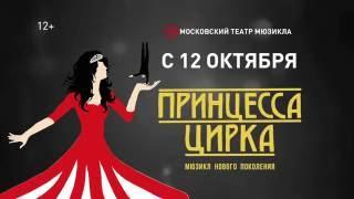 Мюзикл «Принцесса цирка» в Театре мюзикла