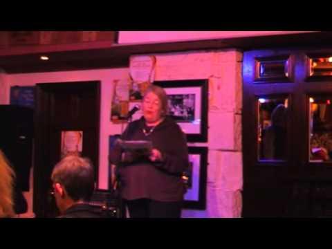 Billy Watson.TV - Blind Poetics -  11/11/13 - Open Micer 3