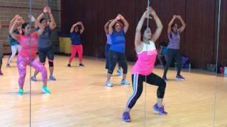 african dreams zumba choreography by sakshi sharma